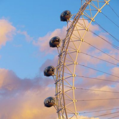 london eye square