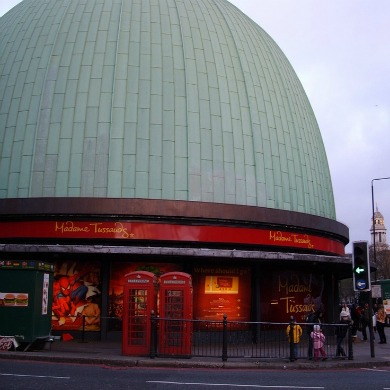 madame tussauds square