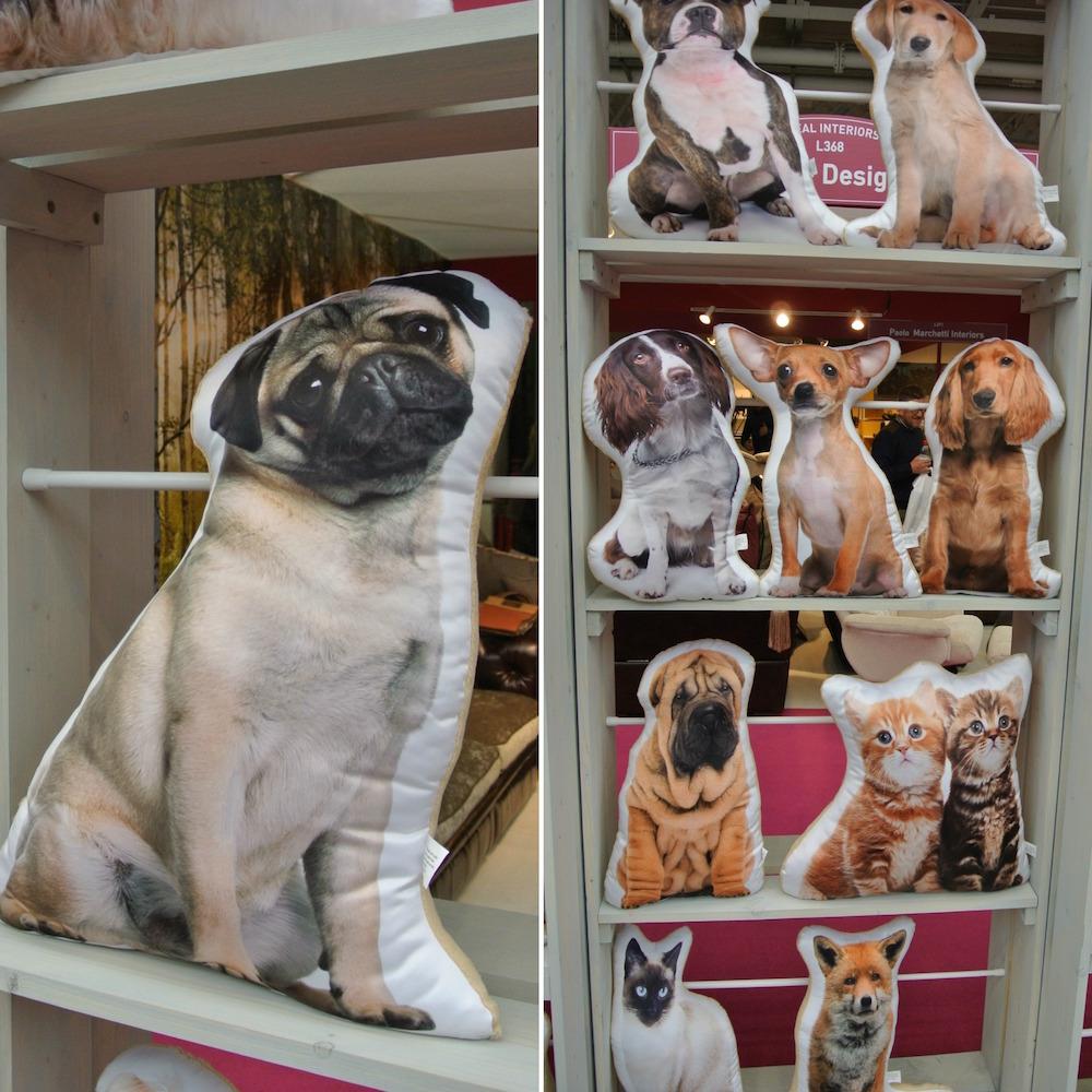 Pug collage