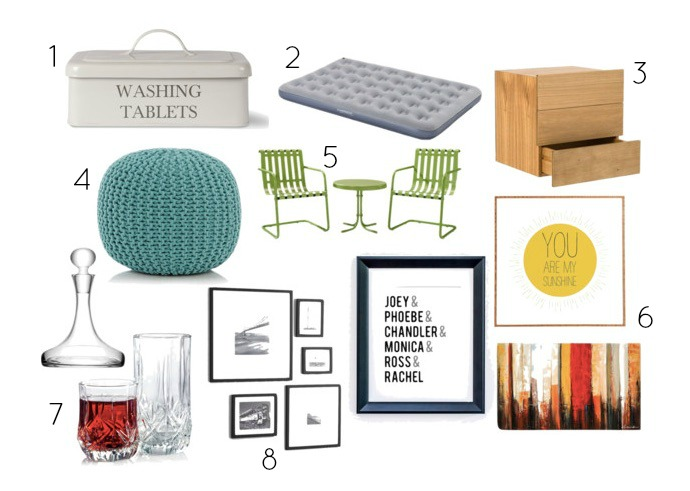 Home Decor Wishlist #2 edited